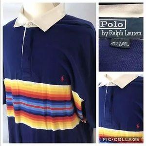 POLO RALPH LAUREN Polo Shirt Men 4XLT 4X TALL